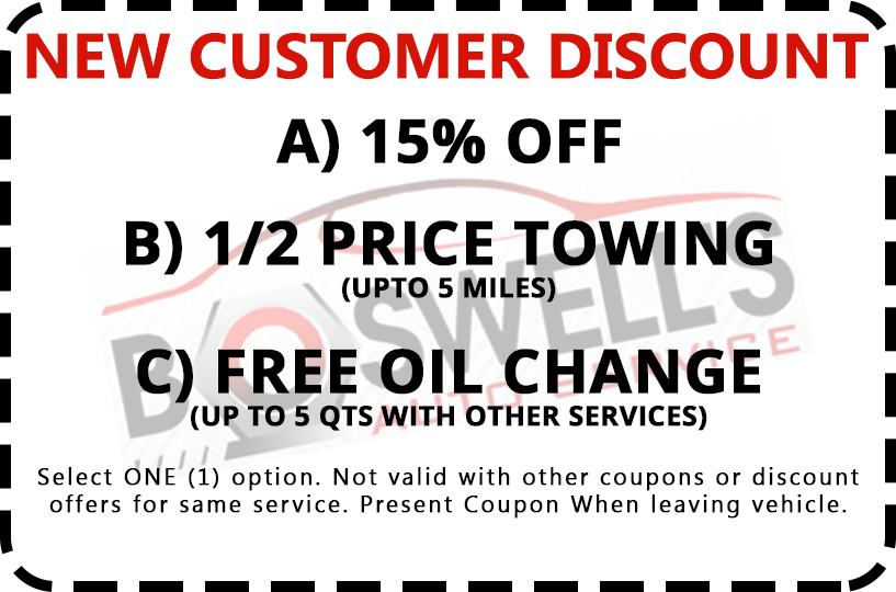 New Customer Discount Coupon