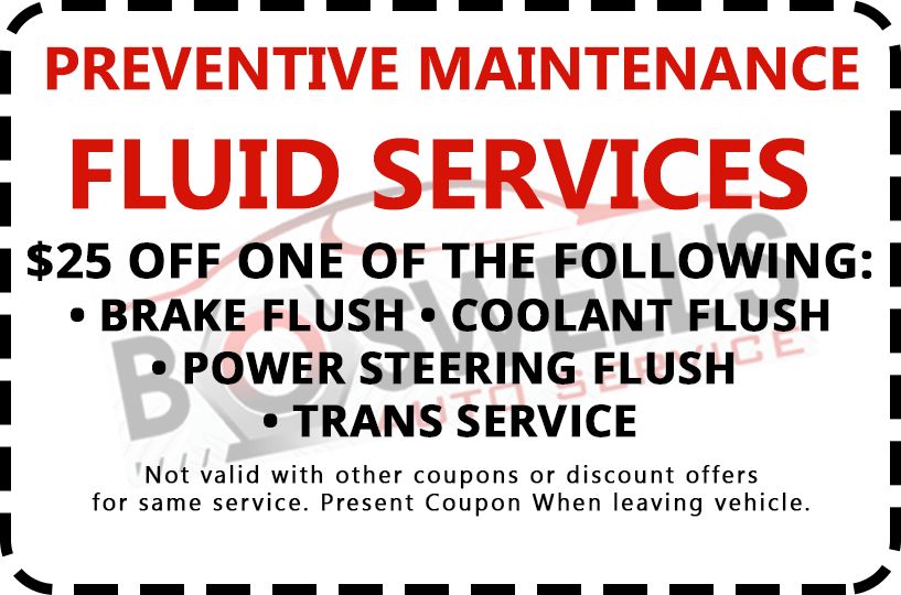 Preventive Maintenance Coupon
